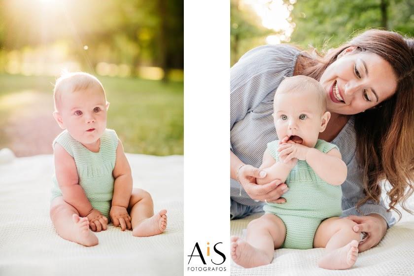 Fotógrafos de bebé y familia