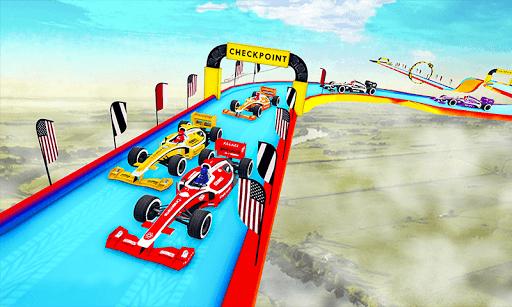 Gt Formula Car Racing Stunts : Impossible Tracks 1.3 screenshots 6