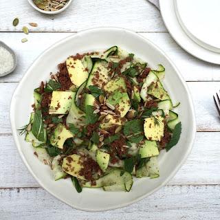 Teff & Zucchini Salad