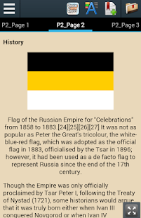 History of Russian Empire - náhled