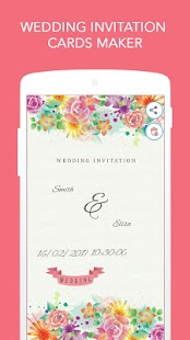 Wedding invitation maker for android 28 images wedding wedding invitation stopboris Choice Image