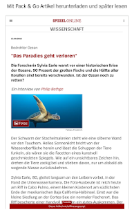 SPIEGEL ONLINE - News Screenshot 12