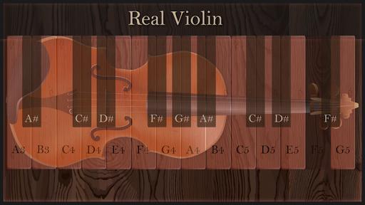 Real Violin 1.0.0 screenshots 8