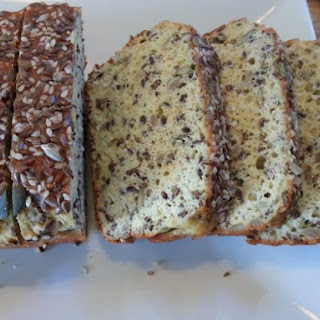 Jo's Amazing Banting Seed Loaf