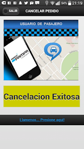 Easy taxi Pampa screenshot 4