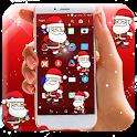 Christmas Santa On Screen icon