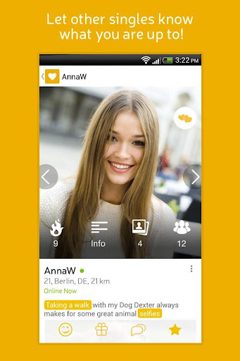 iLove - Free Dating & Chat App 2.1.13 screenshots 3