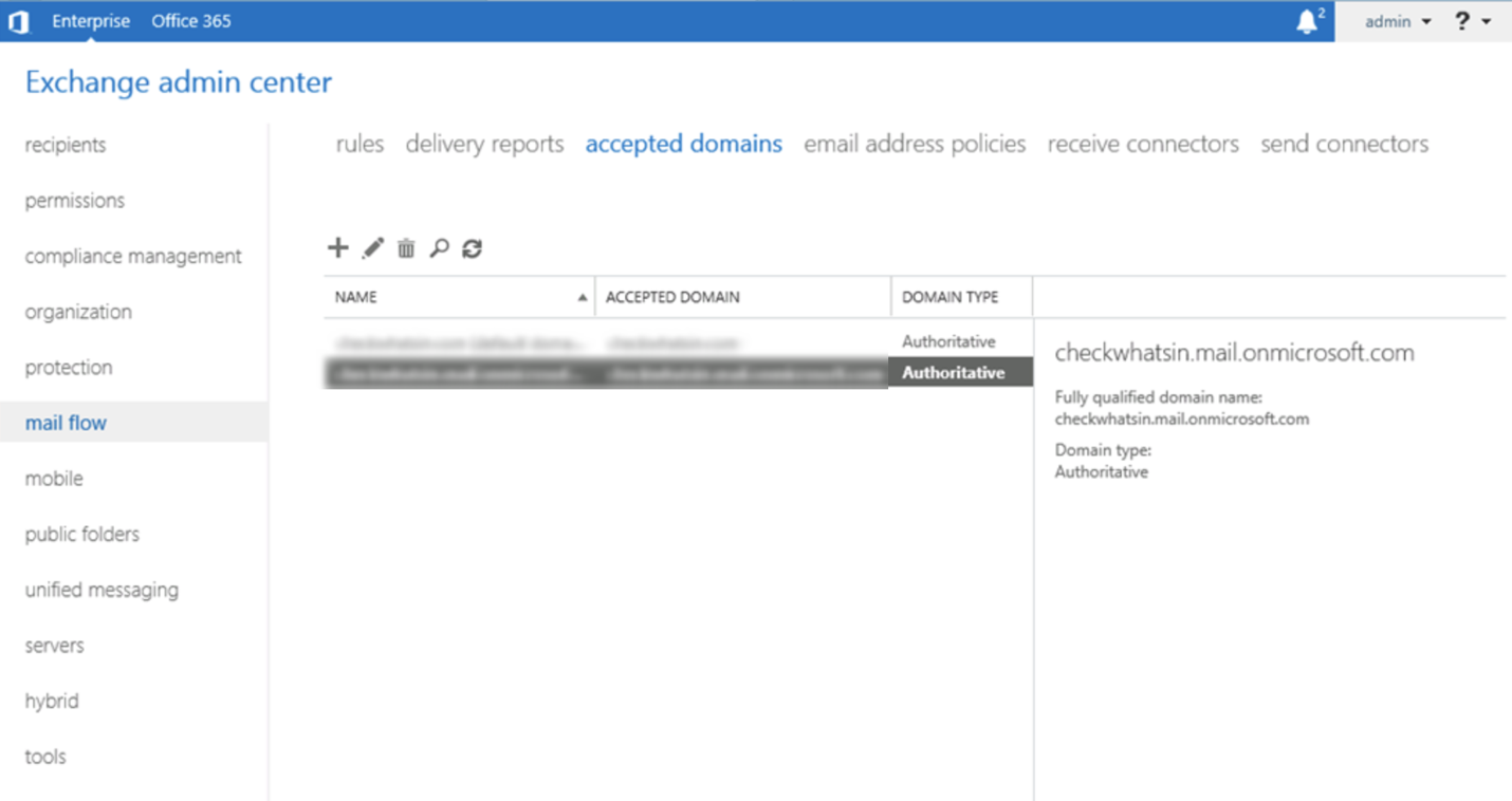 microsoft office 365 admin sign in