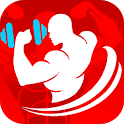 Gym Fit - Exercises and Workouts in the gym icon