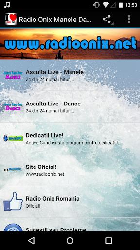 Radio Onix Manele Dance
