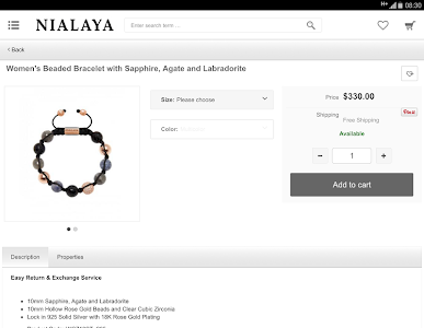 NIALAYA JEWELRY screenshot 7