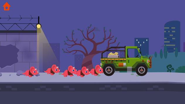Image result for Dinosaur Police Car     game pic