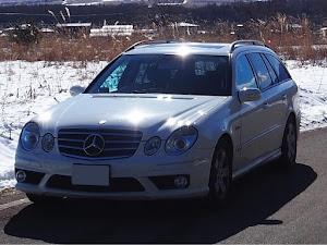 Eクラス ステーションワゴン W211 W211 E350のカスタム事例画像 福さん55さんの2020年02月03日19:06の投稿