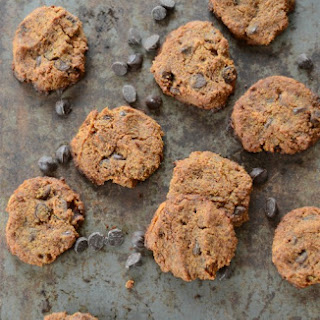 The Best Chewy Coconut Flour Chocolate Chip Cookies