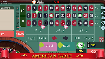 Screenshot of Roulette Royale - FREE Casino