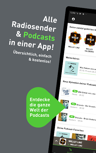 radio.at - Radio und Podcast screenshot 8