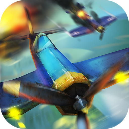 World War of Warplanes 2: WW2 Plane Dogfight Game