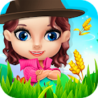 Animal Farm Games For Kids icon