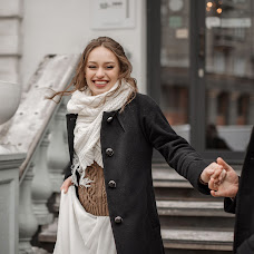 Свадебный фотограф Наталия Дегтярева (Natali). Фотография от 02.12.2017
