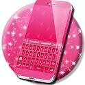 Fancy Pink Keyboard icon