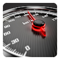 Speedometer Live Wallpaper icon