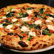 Spicy House Sausage Pizza