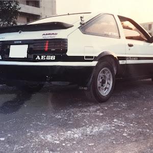 カローラレビン AE86 1985式のカスタム事例画像 T2さんの2018年06月26日22:06の投稿