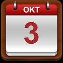 Deutsch Kalender 2018 icon