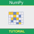 NumPy Tutorial icon