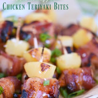 Teriyaki Chicken Appetizer Recipes
