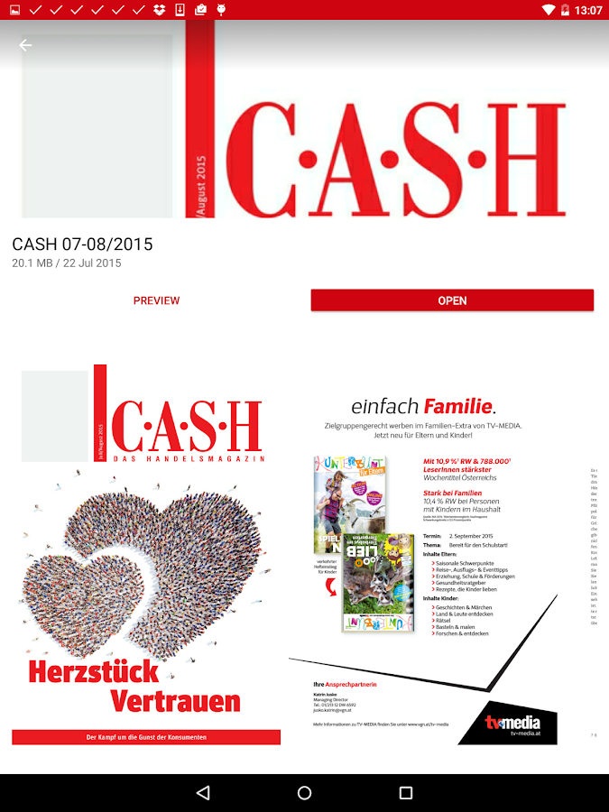 CASH- screenshot