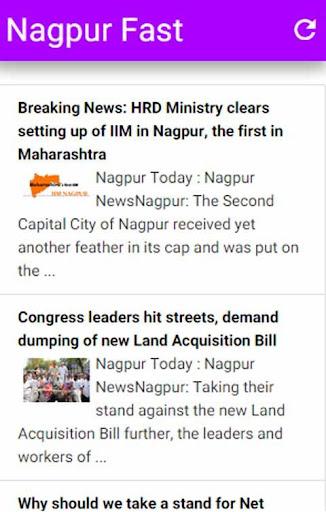 Nagpur Fast
