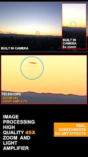 Telescope 45x Zoom - náhled