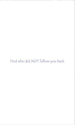 Unfollowers for Instagram,lost 4.0 screenshots 1