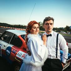 Wedding photographer Radim Tesarcik (luminia). Photo of 01.10.2018