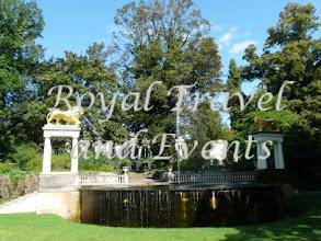 Photo: The Lion fountain