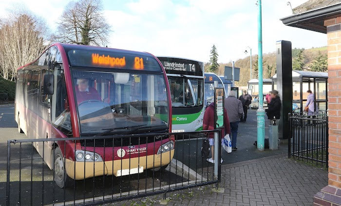 Sunday bus service to operate from Monday
