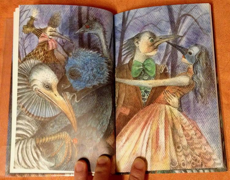 Królowa ptaków