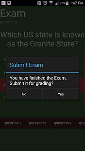 Abbas Exam Creator Demo screenshot