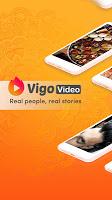 screenshot of Vigo Lite - short video, comedy, talent