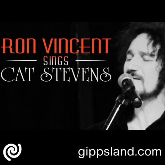Talented singer, songwriter and musician Ron Vincent performs a sensational and unforgettable rendition of the artist Cat Stevens