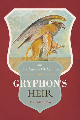 Gryphon's Heir cover