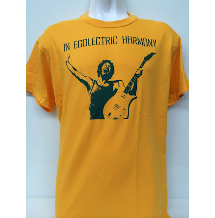 T-Shirt - Gul - In Egolectric ..