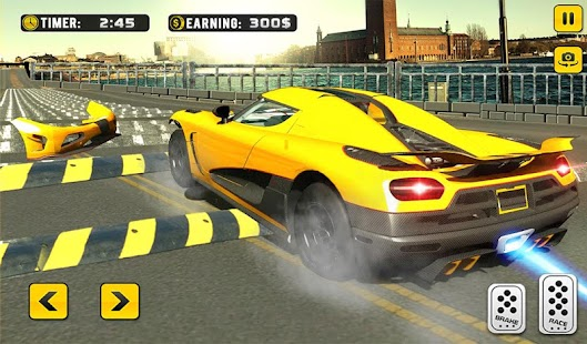 Download 100 Speed Bump Crash Car Driving For PC Windows and Mac apk screenshot 12