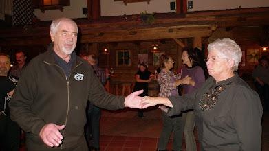 Photo: ...hingerissen beim Tanzen ;-)