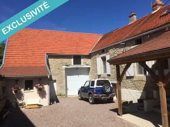 maison à Montliot-et-Courcelles (21)