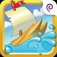 Развивающая игра Кораблик