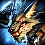 Ninja Wolfman-Street Fighter Icon