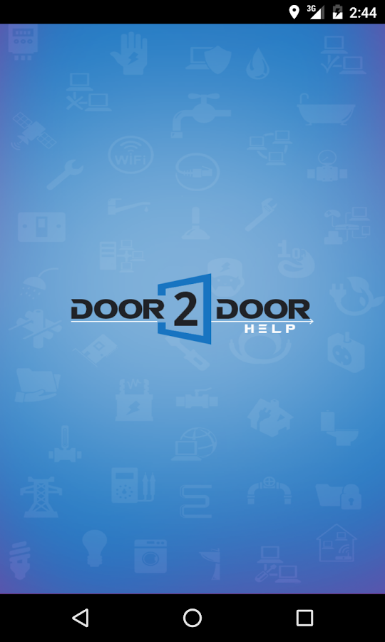 Door2DoorHelp- screenshot