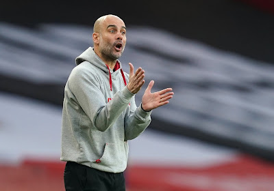 Manchester City, meilleur club d'Europe ? Pep Guardiola calme le jeu